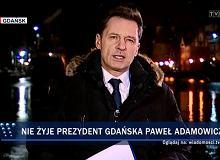 Krzysztof Ziemiec zniknął z 'Wiadomości'. Musiał wziąć urlop przez hejt