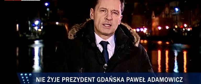 Krzysztof Ziemiec zniknął z ''Wiadomości''. Musiał wziąć urlop przez hejt