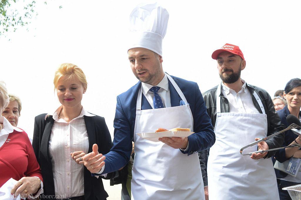 Patryk Jaki - kandydat na prezydenta Warszawy