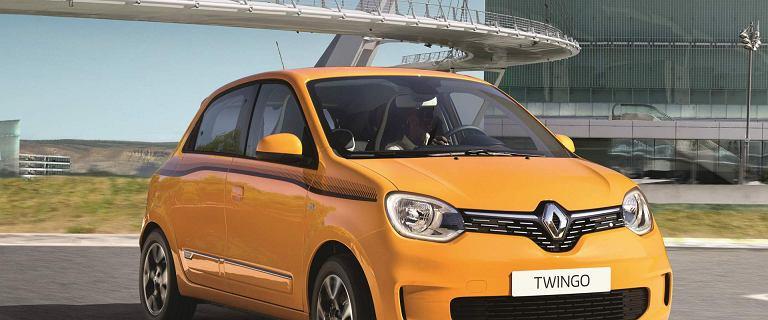 Elektryczne Renault Twingo jeszcze w tym roku