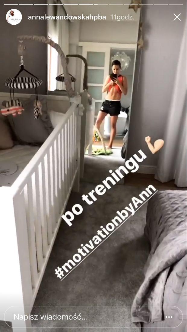 Anna Lewandowska Pokazała Sypialnię Widać Też łóżeczko