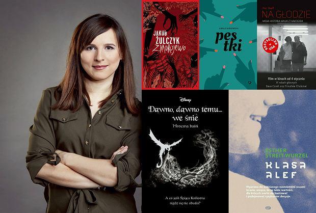 Justyna Suchecka poleca książki dla młodych dorosłych
