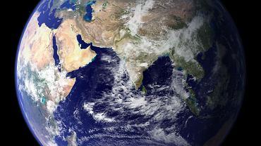 Wschodnia półkula Ziemi