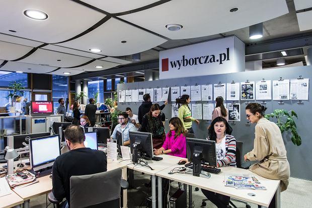 """""""Gazeta Wyborcza"""" nagrodzona za wspieranie sektora nowoczesnych usług"""
