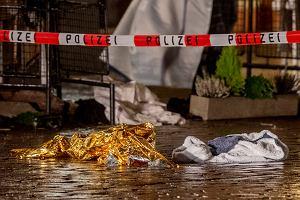 Niemcy: Pijany kierowca wjechał w tłum na deptaku, pięć osób nie żyje
