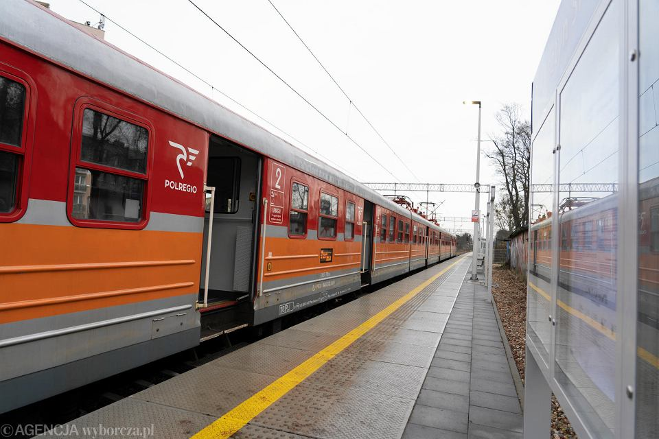 Pociąg Polregio
