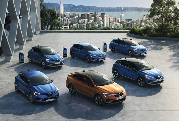 Hybrydowa gama Renault