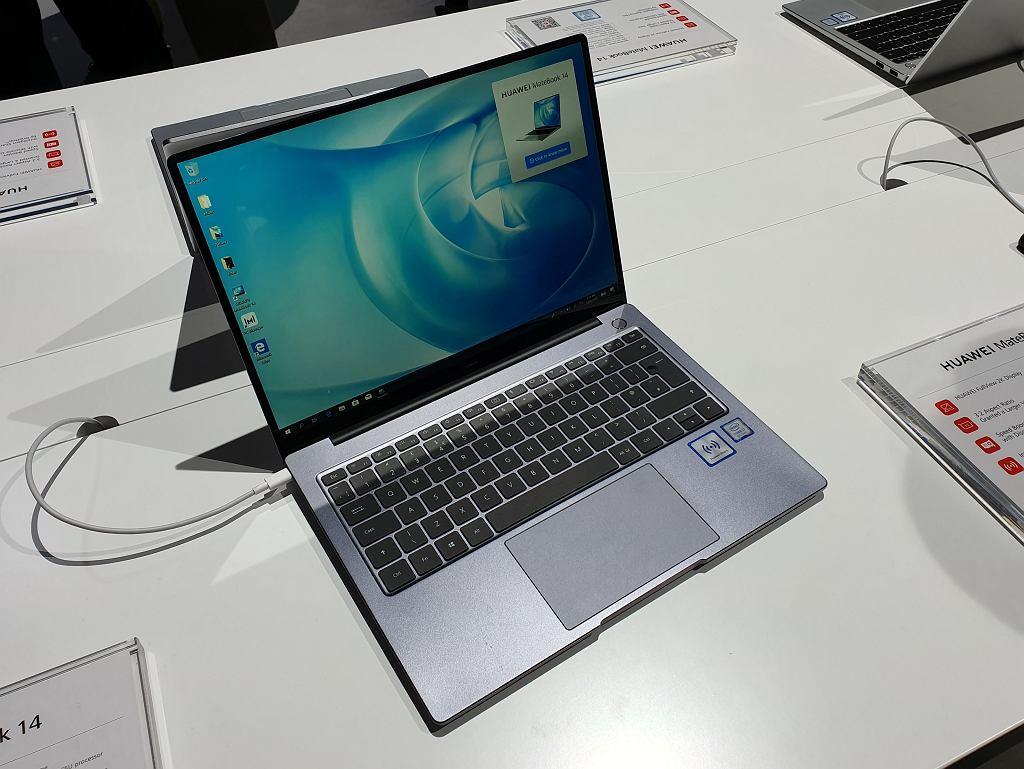 Nowe laptopy Huawei - MateBook X Pro (2019), MateBook 14 i MateBook 13