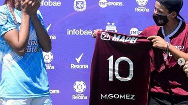 Mara Gomez została pierwszą transkobietą w historii, która zagrała w meczu piłkarskim ligi argentyńskiej kobiet