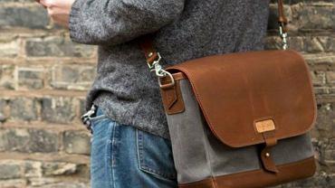 torby męskie na ramię