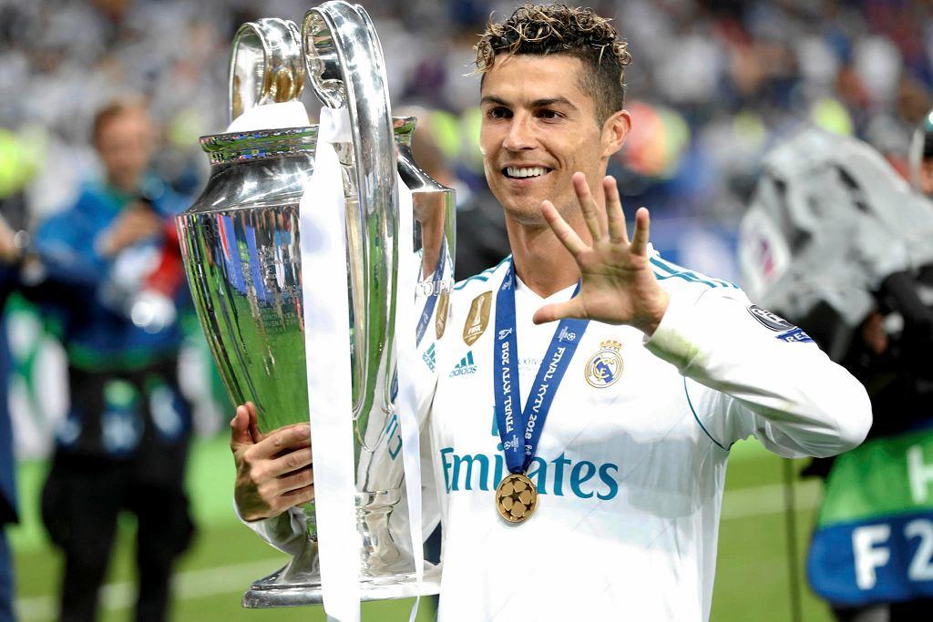 Nowa fryzura Cristiano Ronaldo