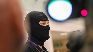 Sprawa Ewy Tylman. Rozprawa w procesie Adama Z., oskarżonego o zabójstwo. Zeznaje Adam O., chłopak Ewy Tylman, funkcjonariusz ABW