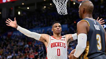 Jeden z najbardziej absurdalnych transferów NBA ostatnich lat potwierdzony. Rockets i Wizards wymieniły przygasłe gwiazdy
