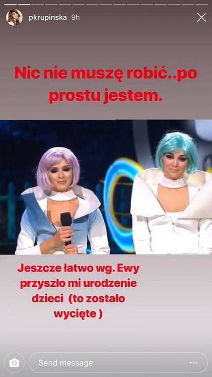 Wpis Pauliny Krupińskiej