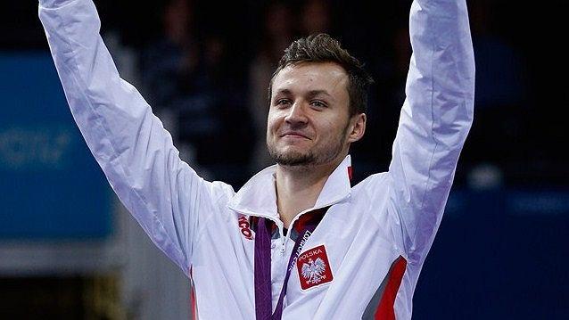 Patryk Chojnowski zdobył złoty medal na igrzyskach paraolimpijskich w Londynie