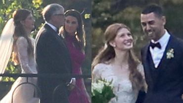 Córka Billa Gatesa wzięła ślub