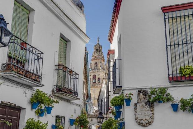 Kordoba, Calleja de las Flores.