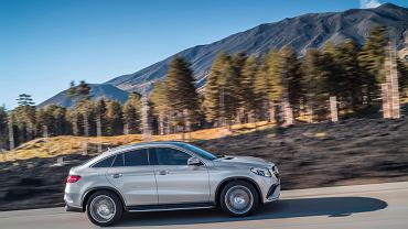 Mercedes-AMG GLE 63 Coupe 4Matic
