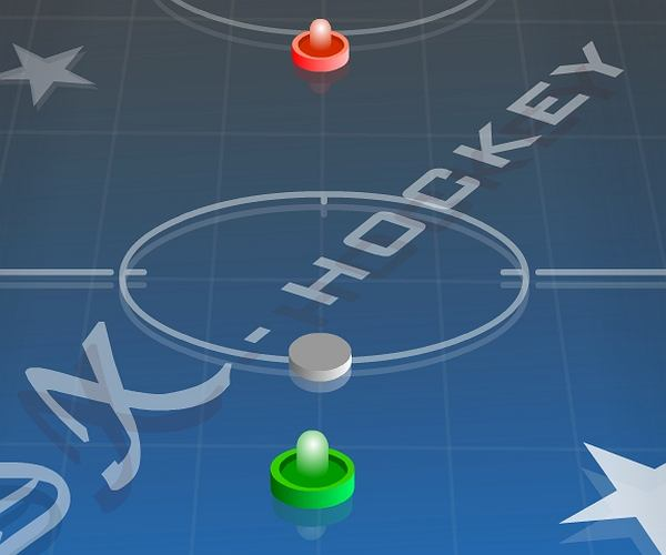 Air Hockey!