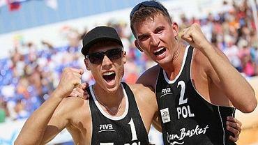 Michał Bryl (z lewej) i Kacper Kujawiak, RCS Czarni Radom