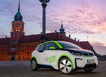 Innogy go!, czyli 500 elektrycznych BMW dla Warszawy. Rusza największy elektryczny car sharing w Polsce