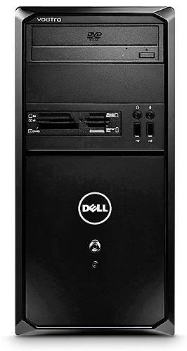 laptopy, komputery, tablet, Poradnik: jak wybrać komputer do domu, Dell Vostro V260MT Cena: 2200 zł