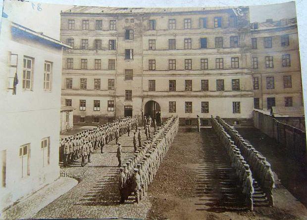 Zdjęcie z I wojny światowej