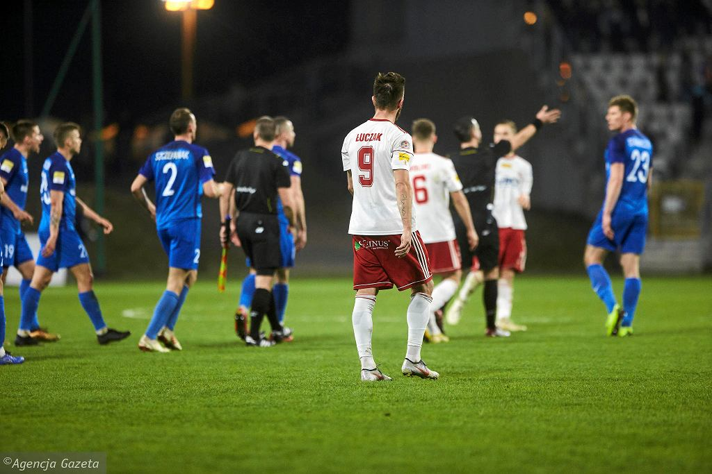 ŁKS Łódź zmierza do Ekstraklasy