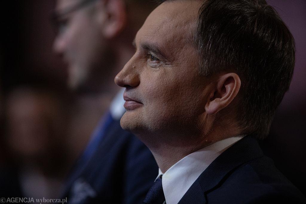 Konwencja Solidarnej Polski - Sprawiedliwa Polska ' - w Warszawie