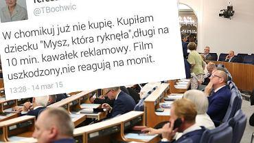 Teresa Bochwic wybrana do KRRiT