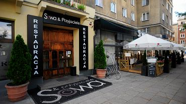 Restauracja Sowa i przyjaciele, w której podsłuchiwano polityków