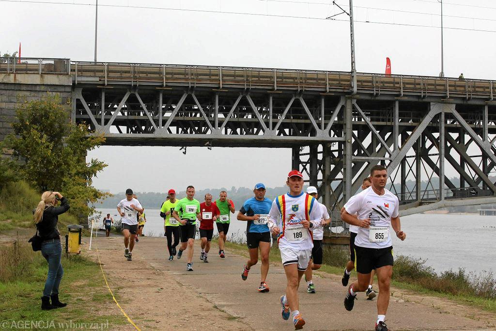 Ubiegłoroczny Półmaraton Dwóch Mostów