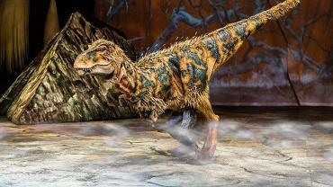 'Wędrówki z dinozaurami'