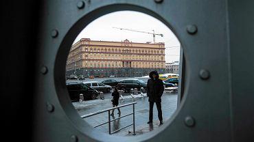 Główna siedziba FSB w Moskwie