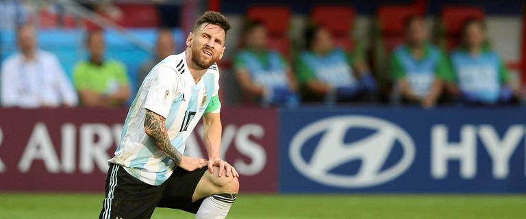 Lionel Messi wrócił do reprezentacji. Bolesna porażka Argentyny