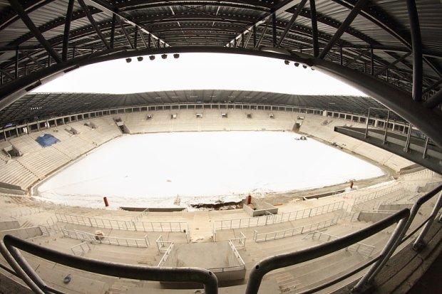 Nowy stadion w Tychach na 15 tysięcy widzów będzie gotowy w czerwcu 2015. W lipcu dojdzie na nim do pierwszego meczu, w którym zagrają GKS Tychy i 1.FC Koeln