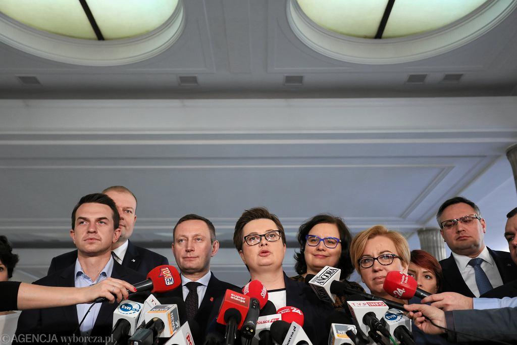 Konferencja Nowoczesnej (2019 r.)