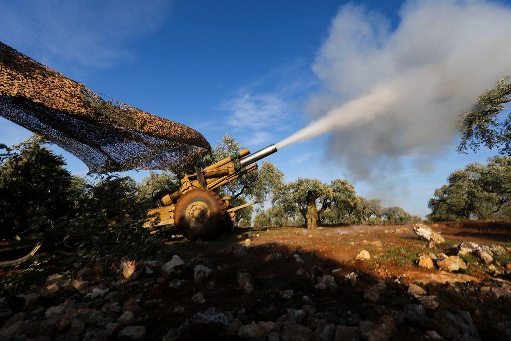 Wojna w Syrii / Zdjęcie ilustracyjne