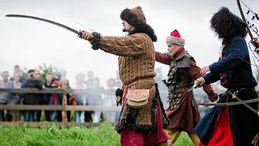 Sabantuj w Kruszynianach. Tatarskie święto i rekonstrukcja bitwy  po Chocimiem z 1621 roku