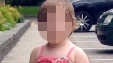 Dziewczynka, której zdjęcie wzbudziło kontrowersję na serisie reddit.com