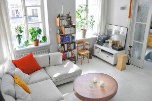 Aranżacja salonu: urządzamy przytulny pokój dla rodziny