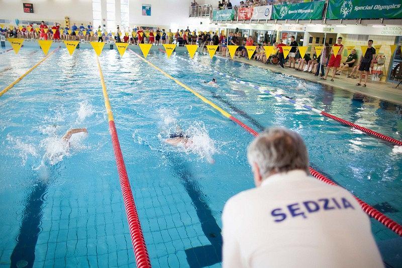 Mityng Pływacki Olimpiad Specjalnych