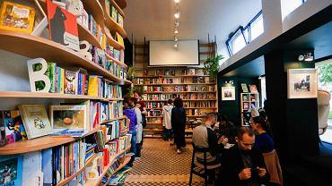 Zgody 7 - księgarnia w Nowej Hucie