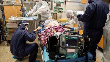 Szpitalny Oddział Ratunkowy w dobie pandemii koronawirusa