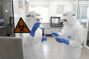 Koronawirus. W laboratorium poznańskiego sanepidu skończyły się testy. Na rynku też ich nie ma