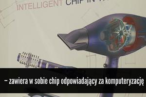 """Pierwsza na świecie inteligentna suszarka do włosów. """"BaByliss"""" zaprezentował produkty z serii """"Digital Sensor"""""""