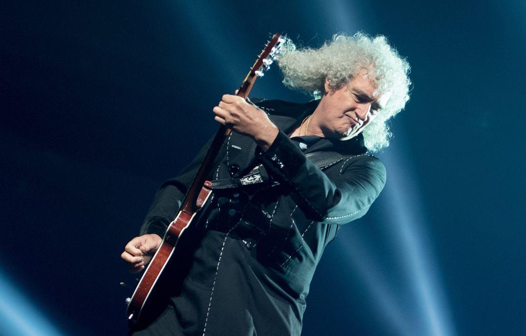 *Koncert Queen i Adama Lamberta w Las Vegas