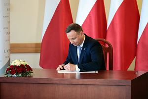Andrzej Duda ratyfikował Fundusz Odbudowy