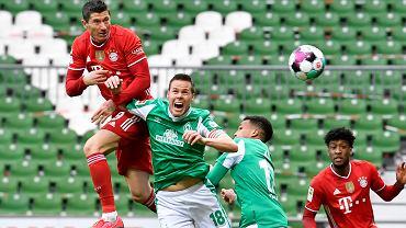 Robert Lewandowski vs Werder Brema