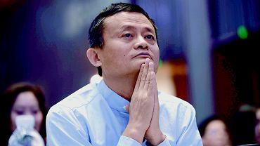 Jack Ma - założyciel Alibaby